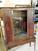 China cabinet before finish